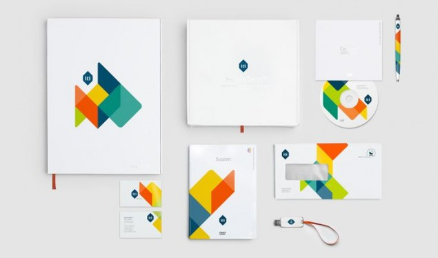 Co-Lateral Identity Design